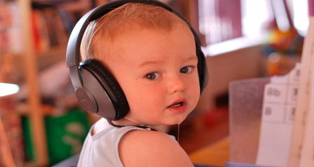 Benefícios das músicas para as crianças