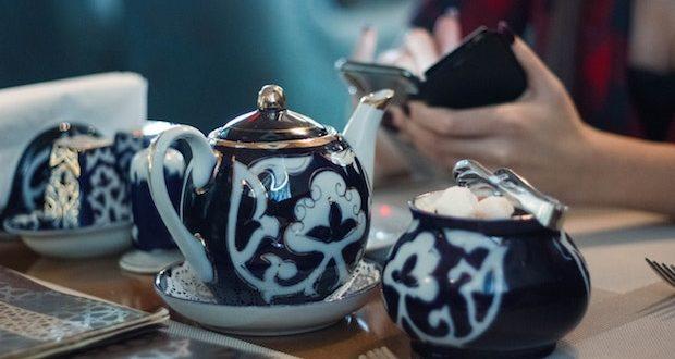 hibiscus chá